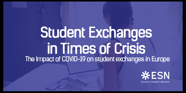 Student exchanges in times of crisis; the impact of COVID-19 on student exchanges in Europe